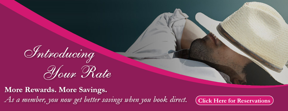 Crowne Plaza More Rewards - More Savings
