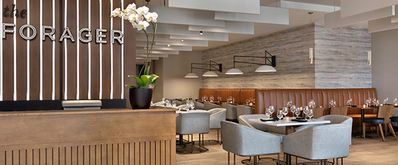 The Forager Restaurant rendering